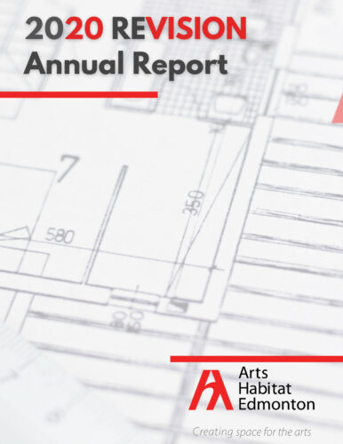 Cover of our 2020 REVISION Annual Report
