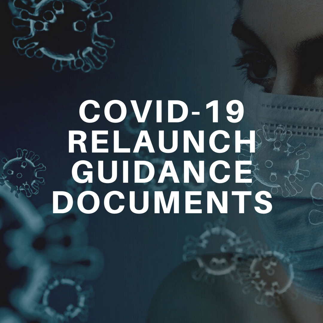 updated COVID-19 guidelines